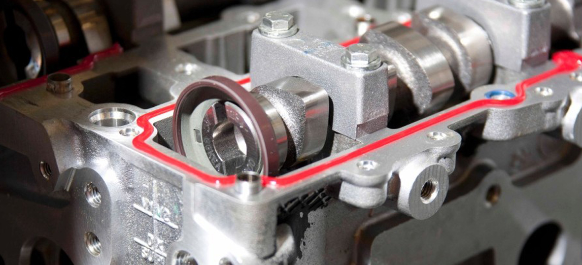 NeuroCheck Assembly control - Inspection sealing ring