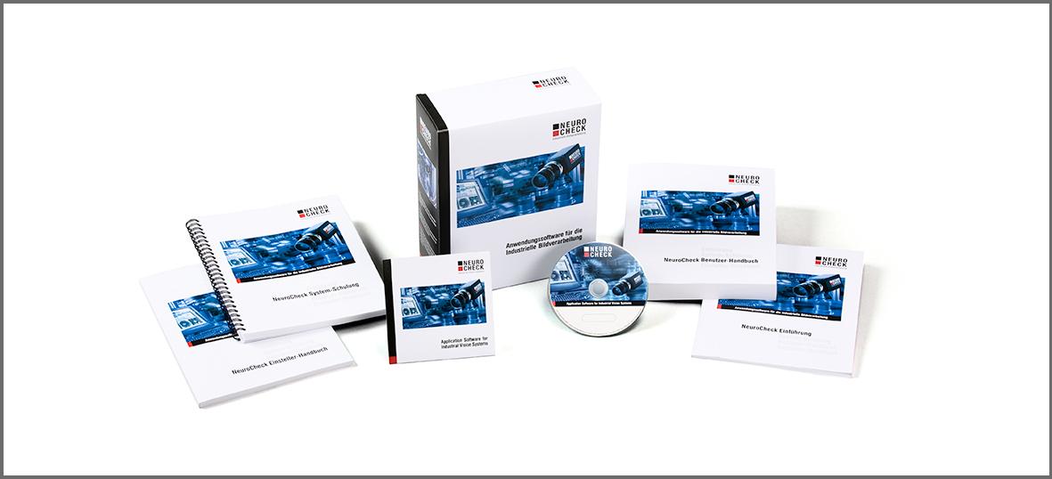 NeuroCheck Software 6.1 (Image © NeuroCheck)