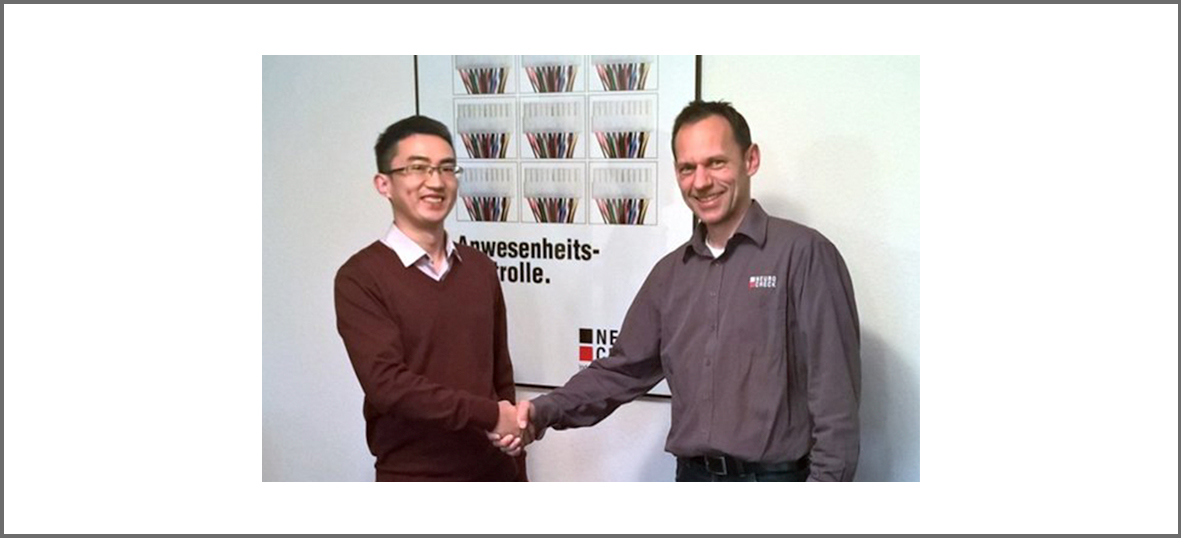NeuroCheck News New Partnership with Intellisight China (Image © NeuroCheck)