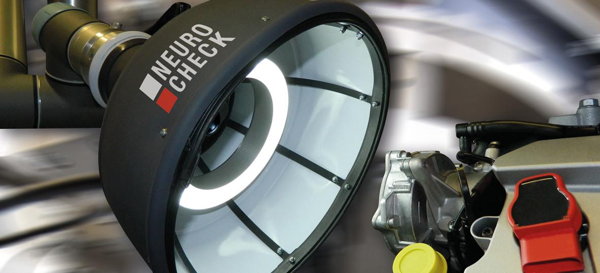 NeuroCheck Robotic (Image © NeuroCheck)