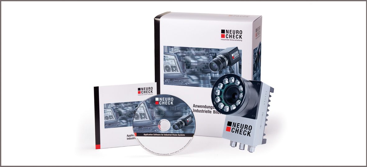 NeuroCheck Components compact camera
